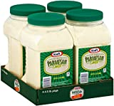 Kraft Grated Parmesan Cheese - 4.5 lb. container - CASE PACK OF 4