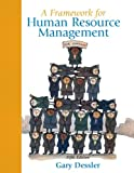 Framework for Human Resource Management, A (5th Edition) 9780136041535