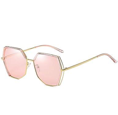 INITIALGRASS Gafas De Sol Gafas De Sol Rosadas Para Mujer ...