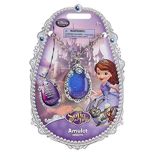 Sofia the First Light-up Amulet Disney Princess (Sofia The First Amulet)
