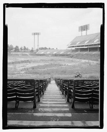 HistoricalFindings Photo: Baltimore Memorial Stadium,1000 East 33rd Street,Baltimore,Maryland,MD,HABS,39