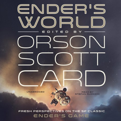 Ender's World: Fresh Perspectives on the SF Classic Ender's Game Audiobook [Free Download by Trial] thumbnail