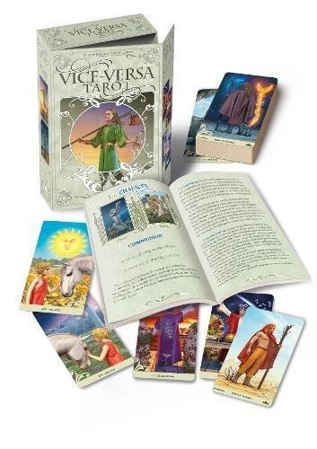 Vice-Versa Tarot - Book and Cards Set