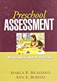 img - for Preschool Assessment: Principles and Practices by Marla R. Brassard PhD (2007-04-06) book / textbook / text book