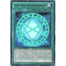 Yu-Gi-Oh! - The Seal of Orichalcos (LC03-EN001) - Legendary Collection 3: Yugi's World - Unlimited Edition - Ultra Rare