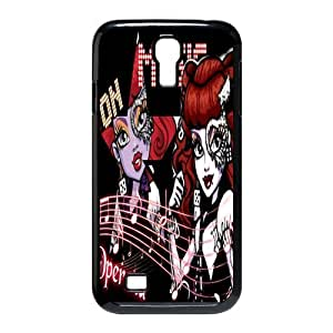 Mystic Zone Monster High Samsung Galaxy S4 Case for Samsung Galaxy S4 Hard Cover Cartoon Fit Cases SGS0003