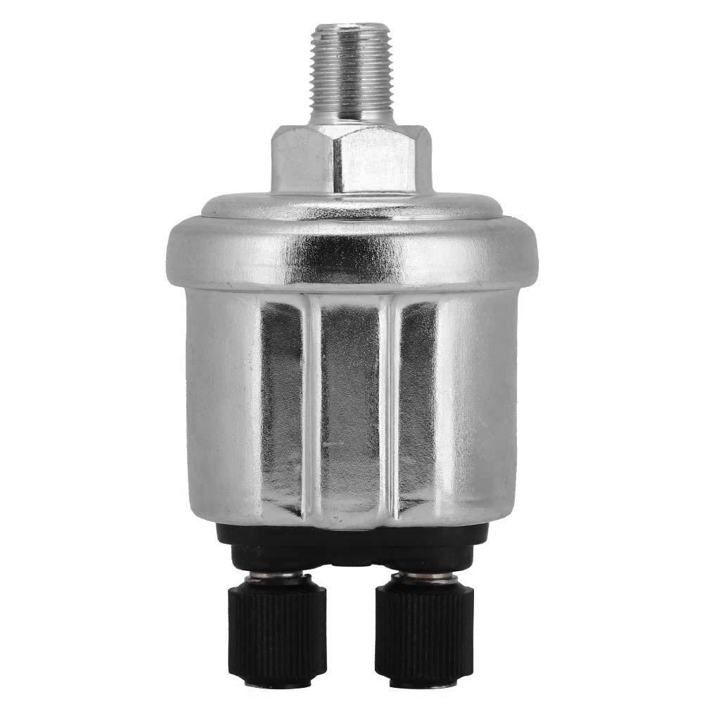 1/8NPT Pressure Transducer 10bar,Universal Psi 0.5W Water Oil Gas Liquid Air Aluminium Alloy Pressure Transducer Sender Sensor for Diesel Generator by Jectse