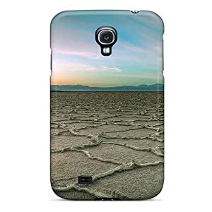 Hot Desert Drought Sunset First Grade Tpu Phone Case For Galaxy S4 Case Cover