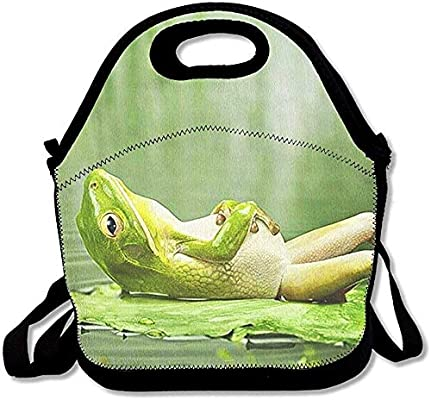 Lunch Bag Kids Outdoor Picnic Bag Portable Cool Lunch Box Food Container Tote