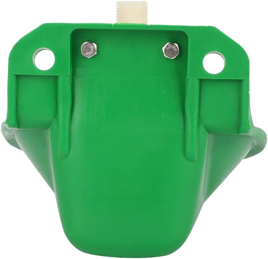 Drinker Waterer Cups with Drainage Hole for Goat Sheep Horse Cattle Pig Dog Livestock Yinuoday Automatic Water Bowl