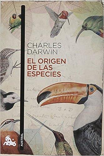 Origen de las especies, El: Charles Darwin: 9786070738555: Amazon.com: Books