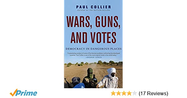Amazon Wars Guns And Votes Democracy In Dangerous Places
