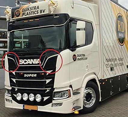 Scania S 2016+ - Juego de 2 rejillas de aire para decoración ...