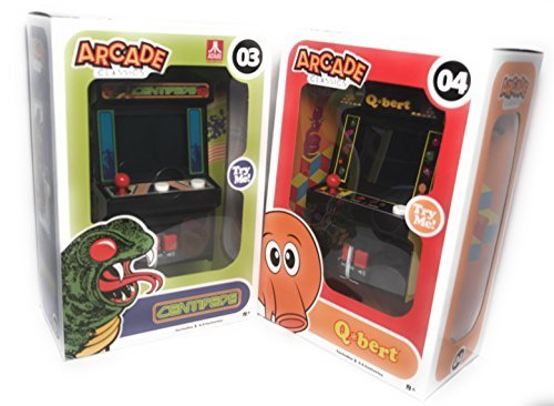 Arcade Classics Centipede 03 Brand New Factory Sealed Mini