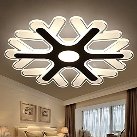 Cttsb Ceiling light simple modern bedroom light Atmosphere ...