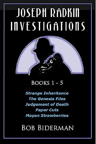 book cover of Joseph Radkin Investigations, Books 1-5
