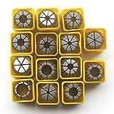 KIPA ER20 14 PCS Spring Collet Set