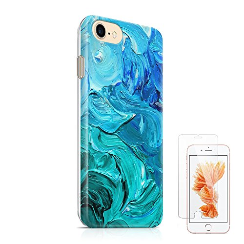 Watercolor Turquoise uCOLOR Protective Protector