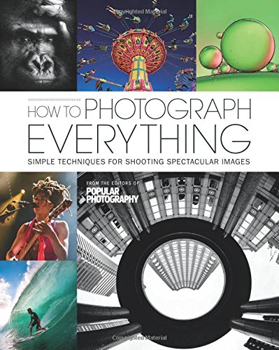 The world is full of breathtaking images, just waiting to happen. How to Shoot Everything shows you how to approach thrilling subjects and get the picture-perfect shot you're after.The world is full of breathtaking images, just waiting to be captured...