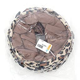 PAWZ Road Cat Tunnel Leopard Print Crinkly Cat Toys