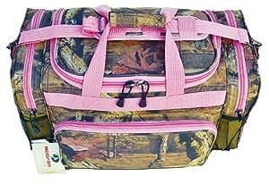Explore Eplorer 20-inch Mossy Oak Duffel Bag Pink Trim
