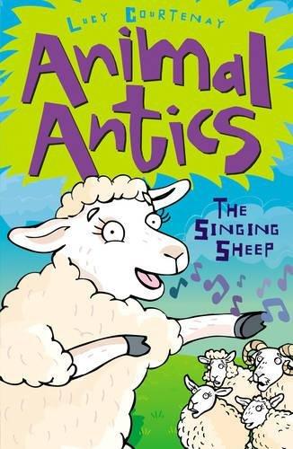 Download The Singing Sheep (Animal Antics) pdf
