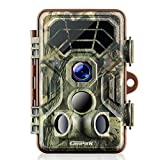 Campark Trail Game Cameras HD Waterproof Wildlife Deer Hunting Cams 120° Detecting Range