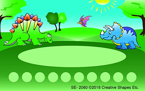 Dino Incentive Punch Cards