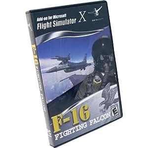 F-16 Fighting Falcon Flight Simulator