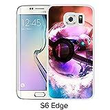 Fashion Designed Pokemon 23 White Samsung Galaxy S6 Edge Phone Case