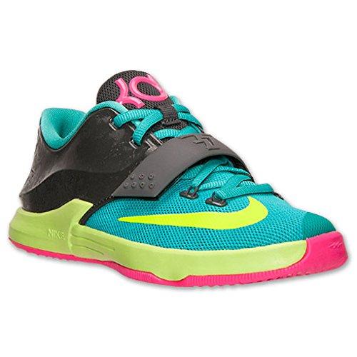 NIKE KIDS KD VII SNEAKER Multi-Color - Preschool/Sneakers 11C