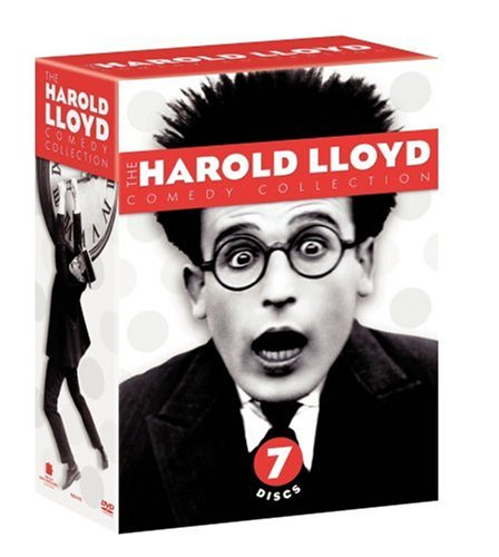 The Harold Lloyd Comedy Collection Vols. 1-3 by iNetVideo