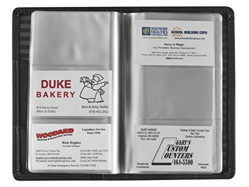 Wenger Luggage Diplomat Personal Card File 156, Black