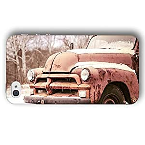 Classic Vintage 1930 1940 Pick Up Truck For Iphone 6Plus 5.5Inch Case Cover Slim Phone Case