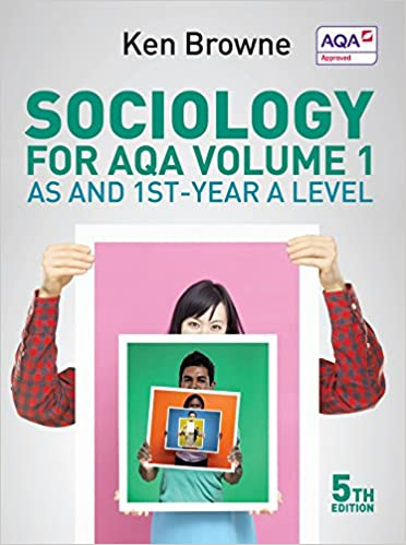 AQA Sociology for A Level Book 1