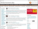 Percona's industry-leading blog about MySQL performance optimization and scalability, InnoDB, XtraDB, and XtraBackup.Kindle blogs are fully downloaded onto your Kindle so you can read them even when you're not wirelessly connected. And unlike RSS rea...