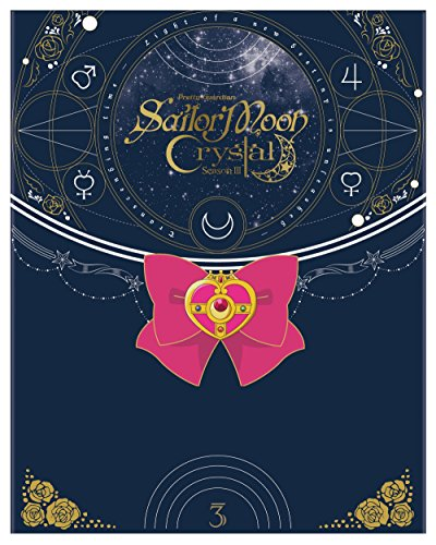 Sailor Moon Crystal Season 3 Limited Edition (BD Combo) [Blu-ray]