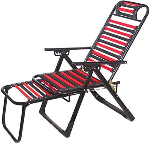 高サンラウンジャー多機能金属サンラウンジャーポータブル取り外し可能な調整リクライニングガーデンチェア家庭用パティオビーチ屋外オフィスキャンプサンベッド