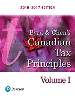 Intermediate accounting 9th edition update donald e kieso byrd chens canadian tax principles 2016 2017 edition fandeluxe Image collections