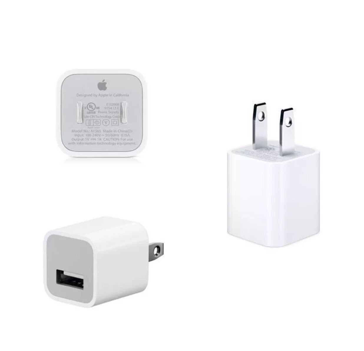 Ai Charger For IPodIPadIPhone All Generations Using PC