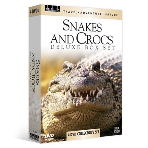 (Snakes and Crocs - Deluxe Box Set)
