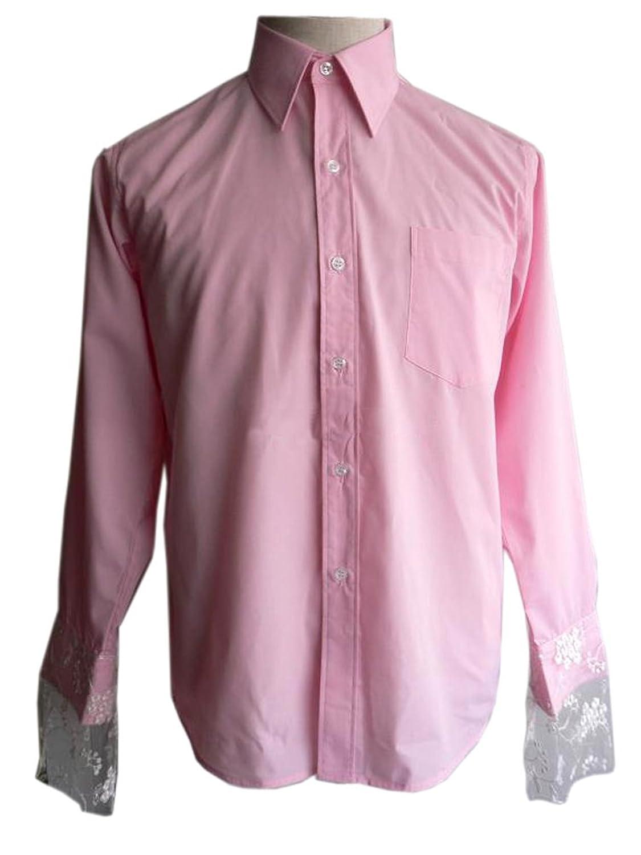 Mad Hatter Pink Costume Shirt