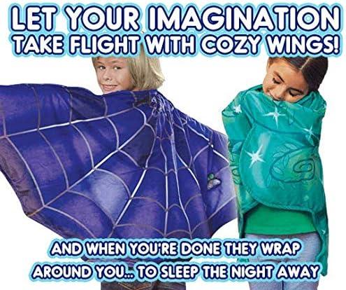 Cozy Wings Spiderman Marvel As Seen On TV