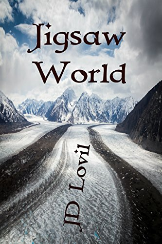 Book: Jigsaw World by JD Lovil