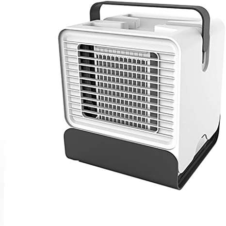ZUEN Ventiladores Que soplan Aire frío, Mini Ventilador de ...
