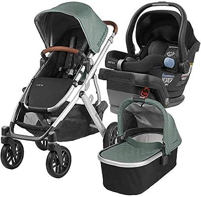 UPPAbaby Cruz Cochecito para bebé y asiento de coche, EmmettJake.