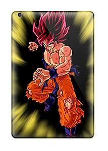 High Quality Shock Absorbing Case For Ipad Mini/mini 2 Super Saiyan Goku