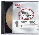 DISCWASHER RD-1141 Dry CD/DVD Laser Lens Cleaner