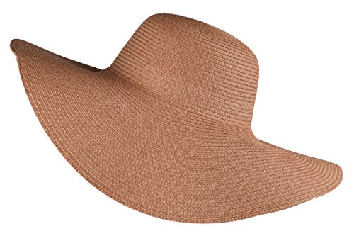 summer straw hats ladies big classic beach cap wide brim hat for women Khaki