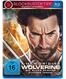 X-Men Origins - Wolverine - Extended Version [Blu-ray]